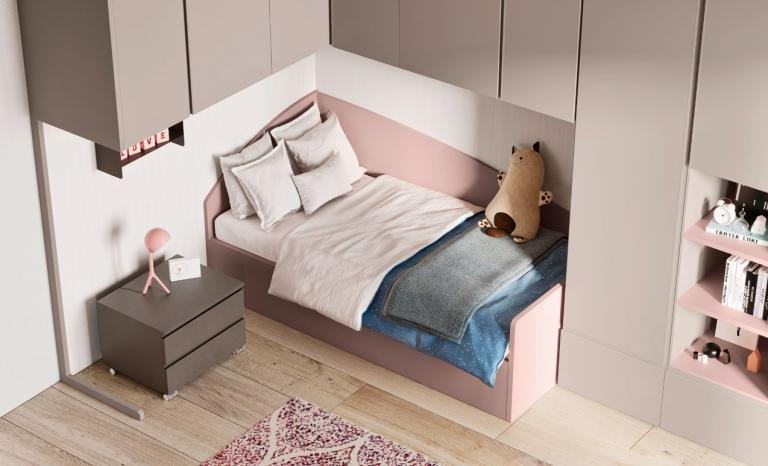 Overbed units