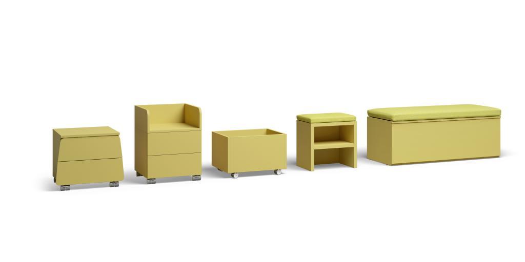 Gallery Comodini e cassettiere 3