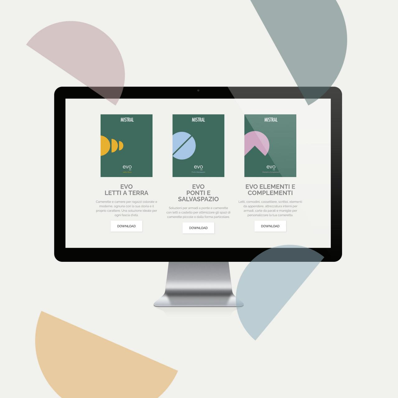 Online i nuovi cataloghi Mistral